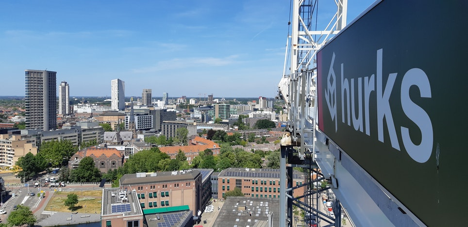 Hurks en view over Eindhoven