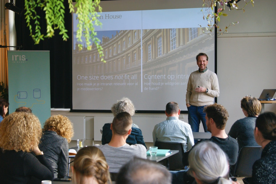 Presentatie Christiaan Lustig