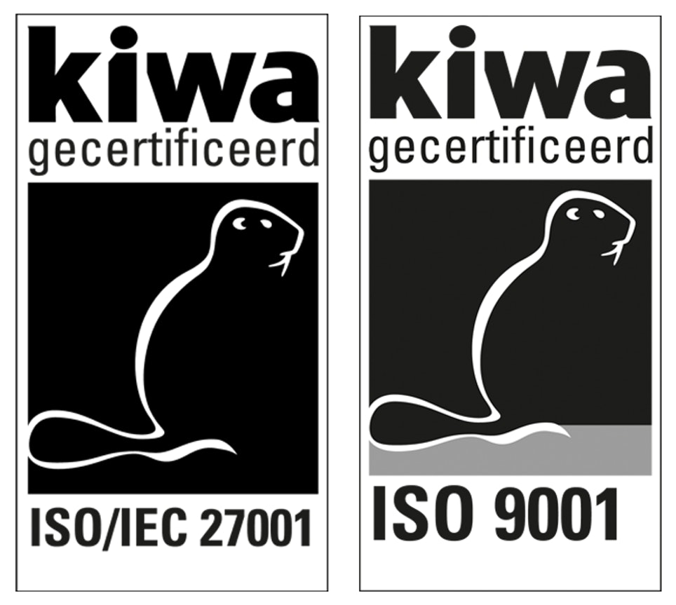 Logos Kiwa ISO
